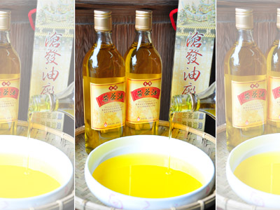 Cold-pressed Camellia Oil with Excellent Quality