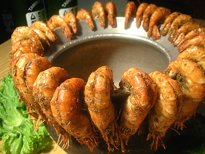 Enjoy 12% off Treating Your Mom a Fabulous Shrimp Feast