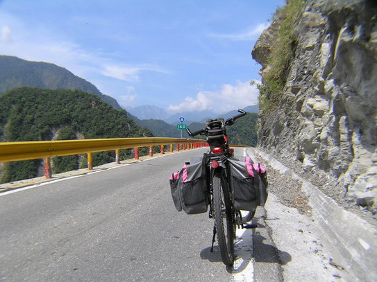Take a Bike Journey to Taroko National Park
