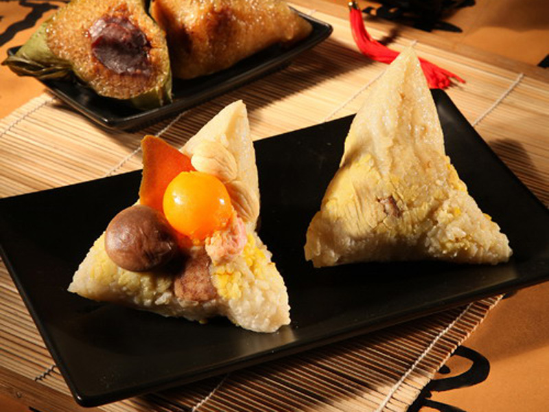 Upscale Hotel Is Now Promoting Flavorful Rice Dumplings and Promotion