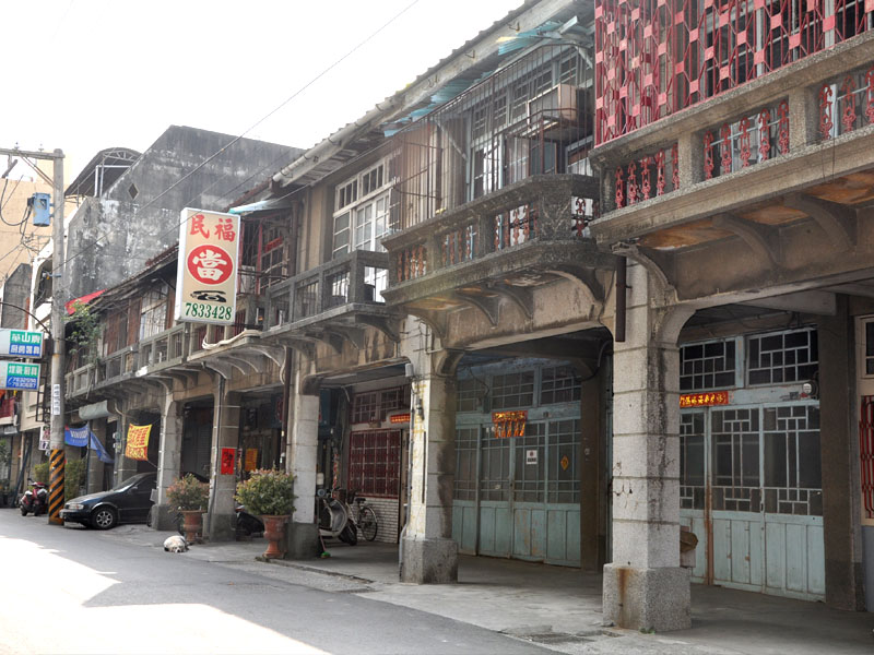 【Attractions】Charming Beigang Old Street