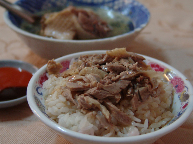 【Gourmet guide】Flavorful Duck Rice in Beigang