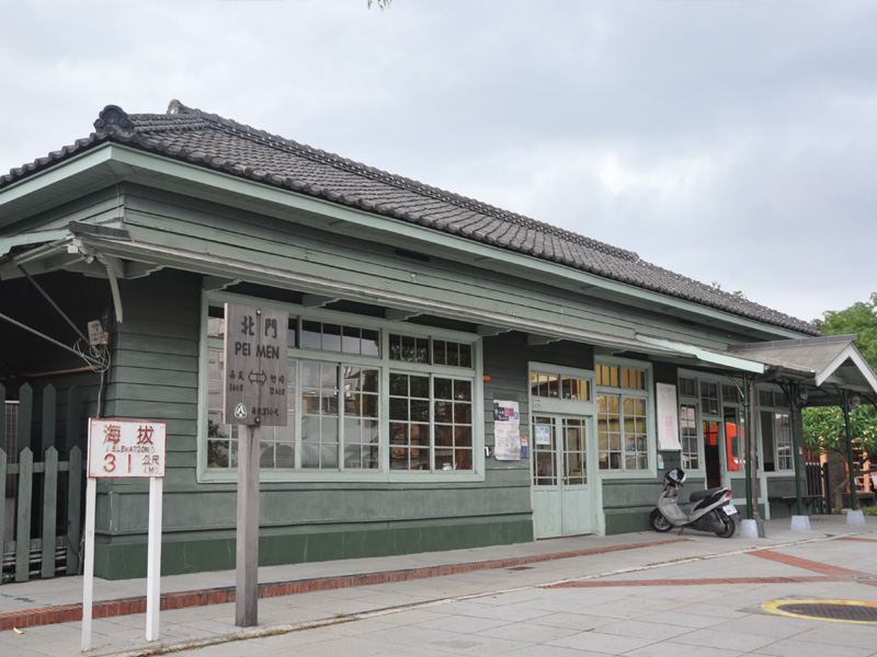 【Attractions】Japanese Style Train Station in Chiayi