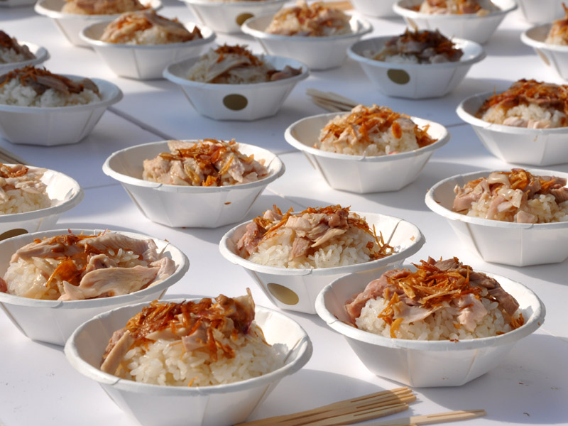 【Gourmet guide】Fairly-priced Chiayi Turkey Rice Has Won Popularity over 50 Years
