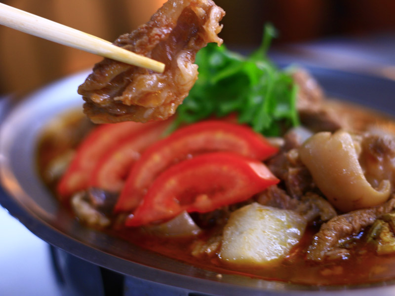 Savor the Most authentic Mutton Cuisine at Your Own Place