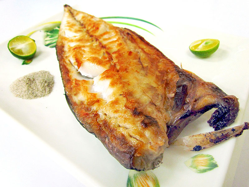 Gourmet's Favorite- Grilled Mackerel