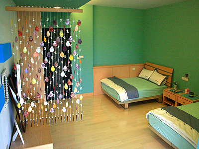 Incense Themed Accommodation in Chiayi
