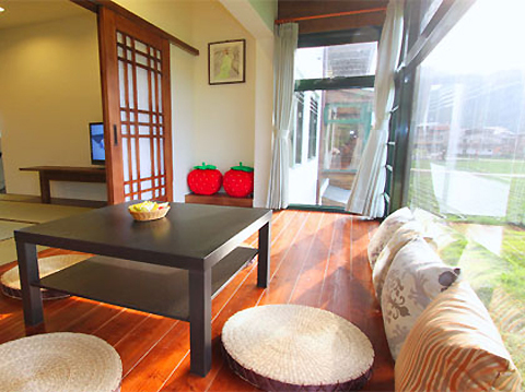 Enjoy Preferential Bargain in Newly-opened Hot Spring Accommodation