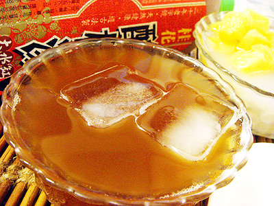 The Refreshingly Luscious Taste of Preserved Osmanthus Sour Plum Drink