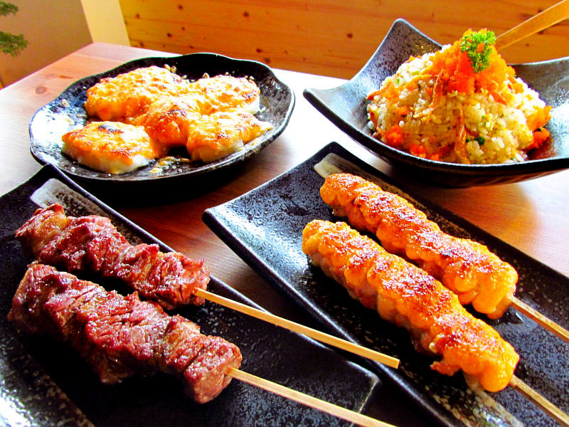 Authentic and Delectable Japanese-style Barbecue in Tainan City