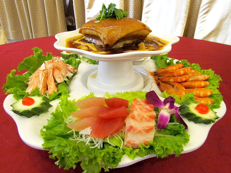 The Best Banquet Restaurant in Tainan City Provides You Wonderful Dining Experience