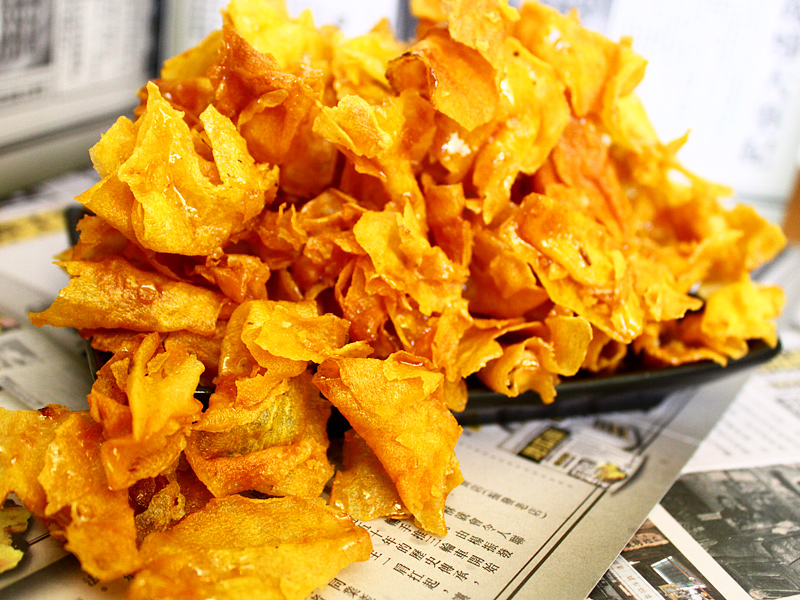 Traditionally Flavored Sweet Potato Crisps