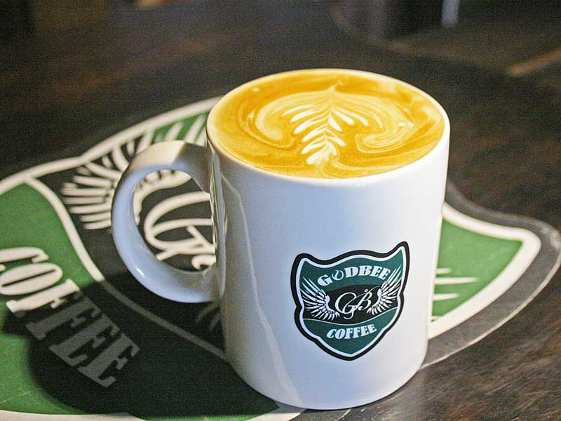 Adhere to The Top and Keep The Original- Café Latte
