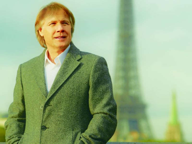 2013 Richard Clayderman's World Tour Concert in Tainan