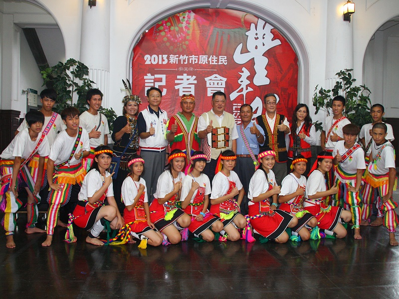 2013 Harvest Festival in Hsinchu City