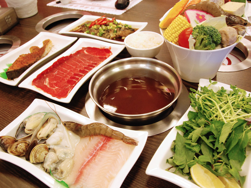 Safe & Healthy STORY Hot Pot in Kaohsiung