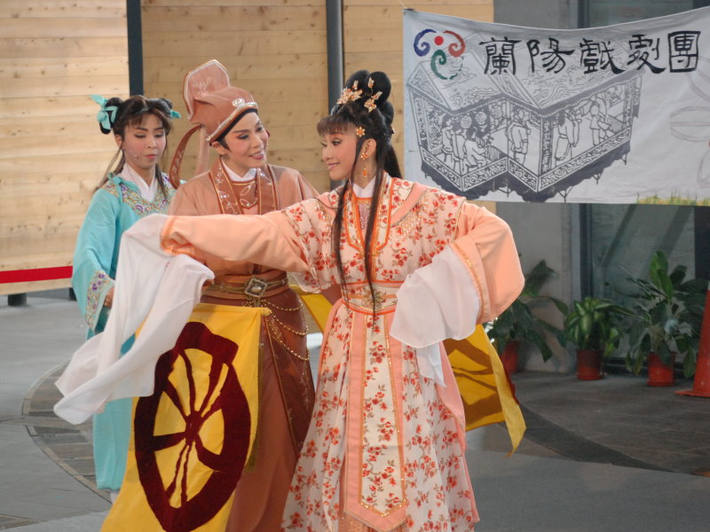 Lanyang Taiwanese Opera is Going to Perform in Australia