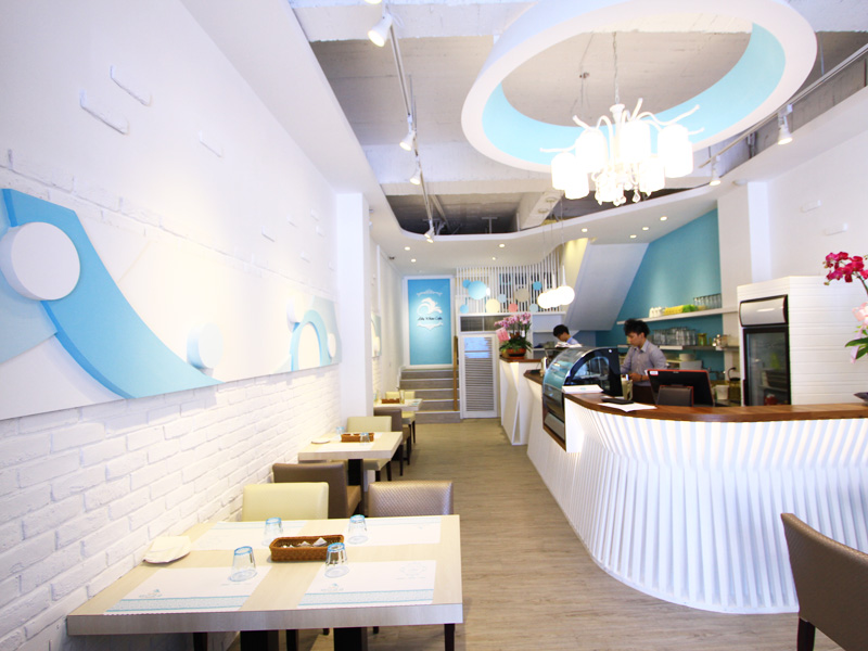 New Restaurant in Taichung to Enjoy Light Meals in the Afternoon