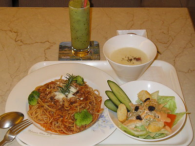 Upgraded Italian Food Value Combo Now Is Only NT$168!