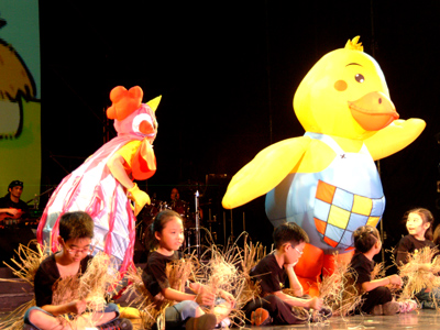 If Children Theatre Group Debuts Nursery Rhyme Rolling Carnival