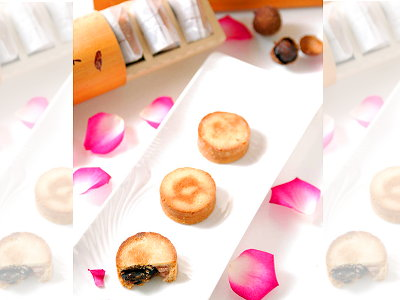 Rose & Lychee Empress Cake Gift Set Now on Sale! (Moon Festival Gift Selection)